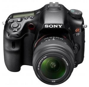 Sony SLT-A77VK Alpha Kit 18-55mm (Article no. 90428375) - Picture #3