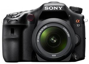 Sony SLT-A77VK Alpha Kit 18-55mm (Article no. 90428375) - Picture #1