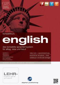 Interaktive Sprachreise 15: Komplettkurs Englisch  , (Article no. 90428456) - Picture #1