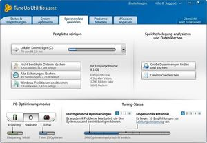 TuneUp Utilities 2012 (1 Platz) Deutsche Version (Article no. 90428727) - Picture #5