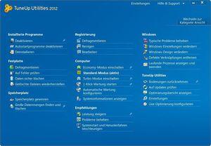 TuneUp Utilities 2012 (1 Platz) Deutsche Version (Article no. 90428727) - Picture #2