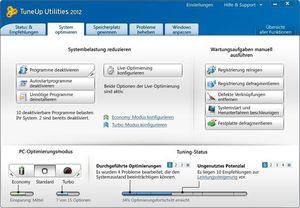 TuneUp Utilities 2012 (1 Platz) Deutsche Version (Article no. 90428727) - Picture #4