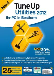 TuneUp Utilities 2012 (1 Platz) Deutsche Version (Article no. 90428727) - Picture #1