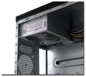 LC-Power 7029B schwarz inkl. 420 Watt Netzteil (Article no. 90428995) - Picture #4
