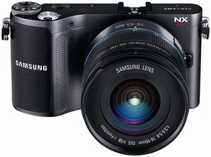 Samsung NX200 18-55mm II OIS (Article no. 90429432) - Picture #3