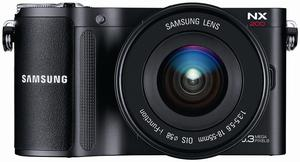 Samsung NX200 18-55mm II OIS (Article no. 90429432) - Picture #1