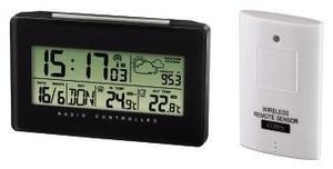 Hama EWS-430 Elektronische Wetterstation schwarz (item no. 90429483) - Picture #1