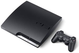 Sony PlayStation 3 slim 320 GB (K-Model) (item no. 90430191) - Picture #1