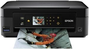 Epson Stylus SX440W A4 Drucker/Scanner/Kopierer, 1x USB2.0, (Article no. 90430232) - Picture #3