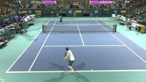 Virtua Tennis 4: World Tour Edition (item no. 90430363) - Picture #5