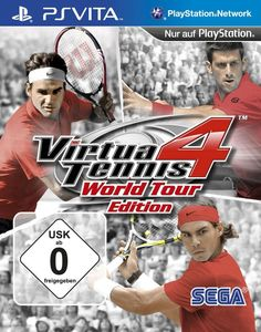 Virtua Tennis 4: World Tour Edition (Article no. 90430363) - Picture #1