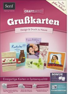 Craft Artist Grußkarten , (Article no. 90430383) - Picture #1