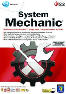 System Mechanic Deutsche Version (Article no. 90430398) - Picture #1