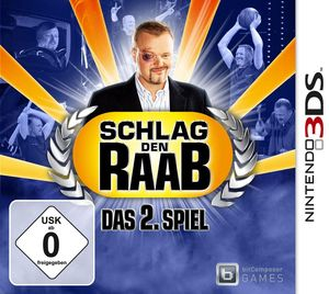 Schlag den Raab - Das 2. Spiel (item no. 90430451) - Picture #1