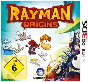 Rayman Origins 3DS (Article no. 90430459) - Picture #1