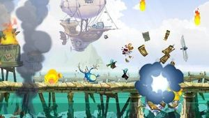 Rayman Origins 3DS (Article no. 90430459) - Picture #3