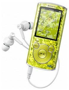 Sony NWZ-E463 4GB grün (Article no. 90430705) - Picture #4
