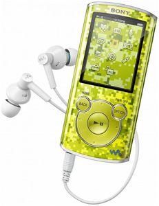 Sony NWZ-E463 4GB grün (Article no. 90430705) - Picture #1