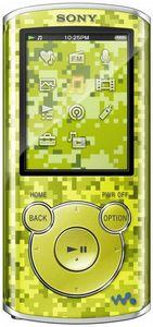Sony NWZ-E463 4GB grün (Article no. 90430705) - Picture #2