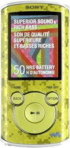 Sony NWZ-E463 4GB grün (Article no. 90430705) - Picture #3