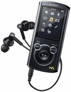 Sony NWZ-E464 8GB schwarz (Article no. 90430709) - Picture #4