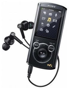 Sony NWZ-E464 8GB schwarz (Article no. 90430709) - Picture #1