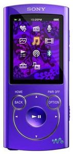 Sony NWZ-S764 8GB violett (Article no. 90430716) - Picture #5