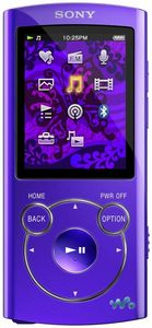 Sony NWZ-S764 8GB violett (Article no. 90430716) - Picture #2