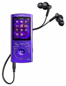 Sony NWZ-S764 8GB violett (Article no. 90430716) - Picture #3
