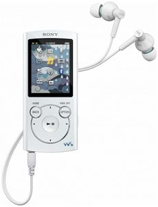Sony NWZ-S764 8GB weiss (item no. 90430717) - Picture #1