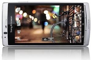 Sony Ericsson Xperia Arc S Android silber (Art.-Nr. 90430884) - Bild #5