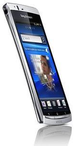 Sony Ericsson Xperia Arc S Android silber (Art.-Nr. 90430884) - Bild #3