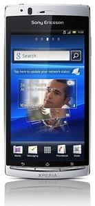 Sony Ericsson Xperia Arc S Android silber (Art.-Nr. 90430884) - Bild #2