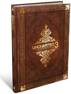 Uncharted 3 offizielles Lsungsbuch (item no. 90430921) - Picture #1