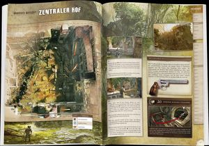 Uncharted 3 offizielles Lsungsbuch (item no. 90430921) - Picture #3