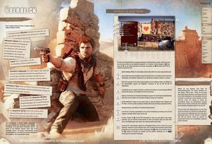 Uncharted 3 offizielles Lsungsbuch (item no. 90430921) - Picture #5