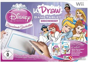 uDraw Game Tablet inkl. Disney Prinzessin (Game Tablet + Spiel) (Article no. 90430943) - Picture #1