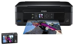 Epson Stylus SX435W A4 Drucker/Scanner/Kopierer, USB2.0, WLAN, (Article no. 90430995) - Picture #3