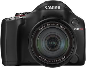 Canon PowerShot SX40 HS (Article no. 90431012) - Picture #1