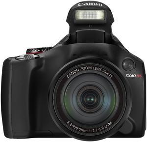 Canon PowerShot SX40 HS (Article no. 90431012) - Picture #2