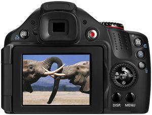 Canon PowerShot SX40 HS (Article no. 90431012) - Picture #5