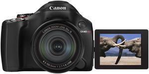 Canon PowerShot SX40 HS (Article no. 90431012) - Picture #4