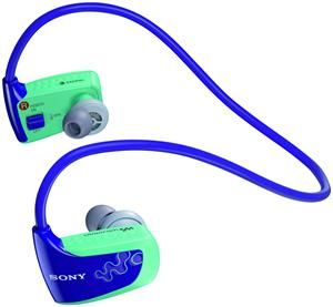 Sony NWZ-W262 2GB blau USB2.0, AAC-LC/LPCM/MP3/ WMA, (Article no. 90431091) - Picture #2