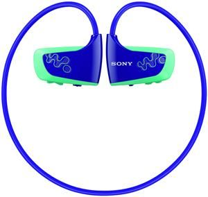 Sony NWZ-W262 2GB blau USB2.0, AAC-LC/LPCM/MP3/ WMA, (Article no. 90431091) - Picture #1