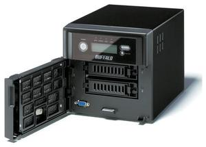 Buffalo TeraStation Pro Duo 2TB schwarz (Article no. 90431123) - Picture #4
