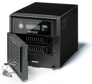 Buffalo TeraStation Pro Duo 2TB schwarz (Article no. 90431123) - Picture #3