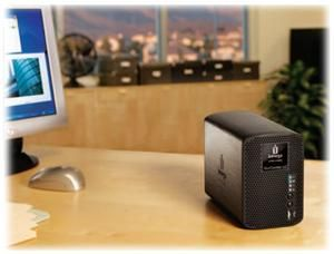 Iomega StorCenter ix2-200 Cloud Edition 2TB schwarz (Article no. 90431163) - Picture #1