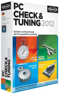 MAGIX PC Check & Tuning 2012 (Article no. 90431236) - Picture #1