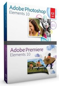 Adobe Photoshop & Premiere Elements 10 Studenten-Version, nur mit Nachweis (Article no. 90431281) - Picture #1