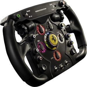 Thrustmaster Ferrari F1 Wheel AddOn Lenkradaufsatz für RS/TX-Serie (Art.-Nr. 90431942) - Bild #1